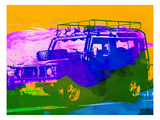 Land Rover Defender Posters by  NaxArt