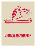Chinese Grand Prix 3 Prints by  NaxArt
