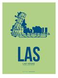 Las  Las Vegas Poster 2 Prints by  NaxArt