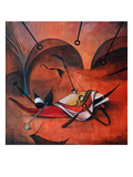 Passion of Mine 5 Prints by Vaan Manoukian
