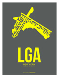Lga New York Poster 1 Posters by  NaxArt