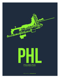 Phl Philadelphia Poster 3 Poster by  NaxArt