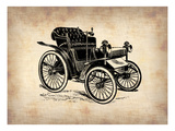 Classic Old Car 4 Prints by  NaxArt
