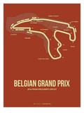Belgian Grand Prix 2 Kunstdrucke von  NaxArt