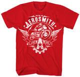 Aerosmith - Livin' On The Edge T-Shirts