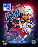 Rick Nash 2013 Portrait Plus Photo