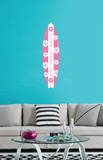 Going Surfing Pink Wall Decal Sticker Wall Decal