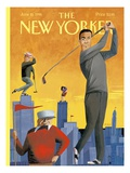 The New Yorker Cover - June 10, 1996 Regular Giclee Print by Mark Ulriksen