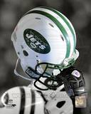 New York Jets Helmet Spotlight Photo