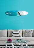 Surfs Up Wall Decal Sticker Wall Decal