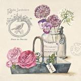 Bouquet Naturel IV Affiches par Stefania Ferri