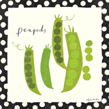 Simple Peapods Posters par Susy Pilgrim Waters