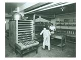 Winthrop Hotel Bakery, 1927 Reproduction procédé giclée par Chapin Bowen