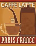 Deco Coffee III Posters by Jess Aiken
