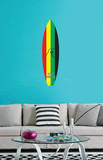 Rasta Wall Decal Sticker Wall Decal