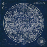 Celestial Blueprint Posters by Sue Schlabach