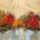 Fall Riverside I Posters par Silvia Vassileva