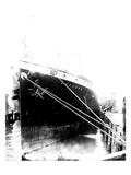 S.S. Cyclops, British Steamship, Seattle, 1909 Giclee Print by Ashael Curtis