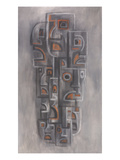 Totem of Rumor, ca. 1950 Giclee Print by Ebba Rapp