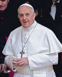 Pope Francis - 266th Pope of the Catholic Church elected March 13, 2013 Foto