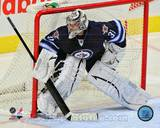 Ondrej Pavelec 2012-13 Action Photo
