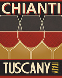 Chianti Prints by Pela Studio