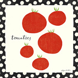 Simple Tomatoes Affiches par Susy Pilgrim Waters