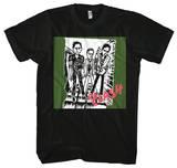 The Clash - 1st Album Clash Logo T-skjorte