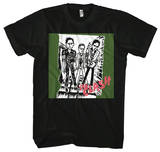 The Clash - 1st Album Clash Logo T-Shirt