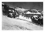 Ingraham Glacier Above the Cowlitz Glacier, ca. 1905 Giclée-Druck von Ashael Curtis