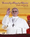 Pope Francis - 266th Pope of the Catholic Church elected March 13, 2013 Fotografa