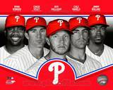 Philadelphia Phillies 2013 Team Composite Photographie