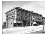Hotel Avondale, Seattle, 1911 Reproduction procédé giclée par Ashael Curtis