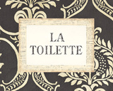 La Toilette Prints by Emily Adams