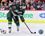 Dany Heatley 2012-13 Action Photo