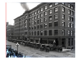 Augustine Kyer, 815-17 First Avenue, Seattle (May 18, 1909) Giclee Print by Ashael Curtis