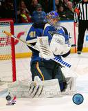 Jaroslav Halak 2012-13 Action Photo