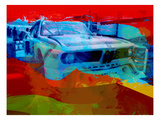 Bmw Laguna Seca Posters by  NaxArt