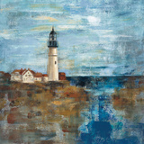 Lighthouse Dream Print by Silvia Vassileva