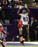 Torrey Smith Super Bowl XLVII Action Photo