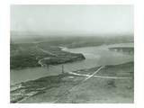 Tacoma Narrows Bridge (1940) Giclee Print