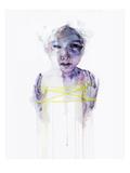 Agnes Cecile - The Making of Structures Umělecké plakáty