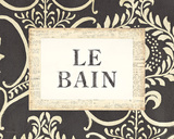 Le Bain Posters by Emily Adams