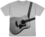 Wear an Acoustic Guitar! T-shirts