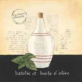 Huile d Olive III Poster by Emily Adams