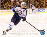 Andrew Ladd 2012-13 Action Photo
