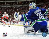 Cory Schneider 2012-13 Action Photo