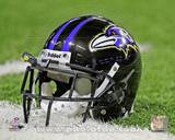 Baltimore Ravens Helmet Photo