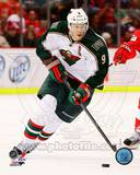 Mikko Koivu 2012-13 Action Photo