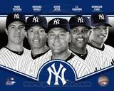 New York Yankees 2013 Team Composite Fotografía